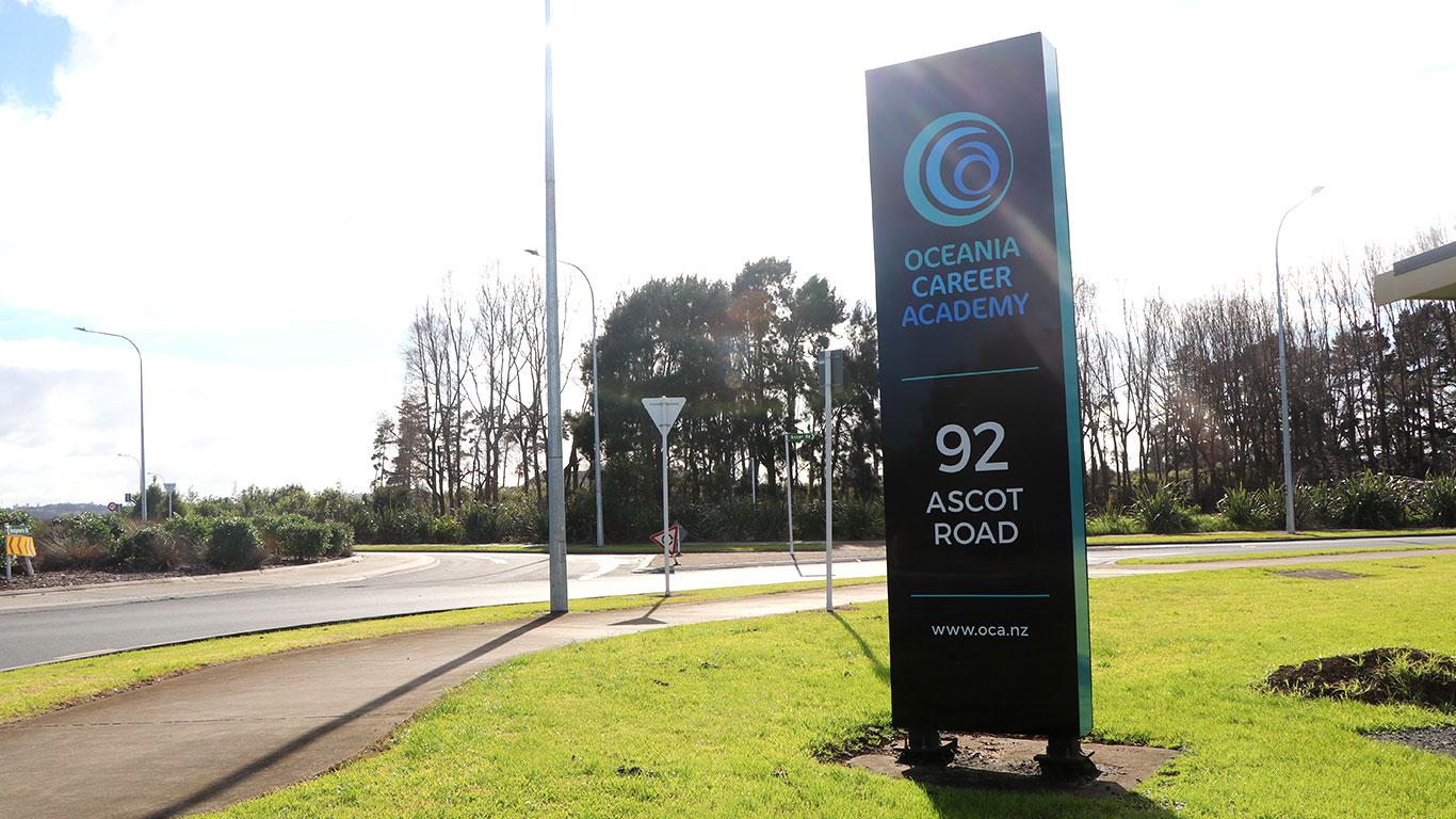 Oceania Career Academy