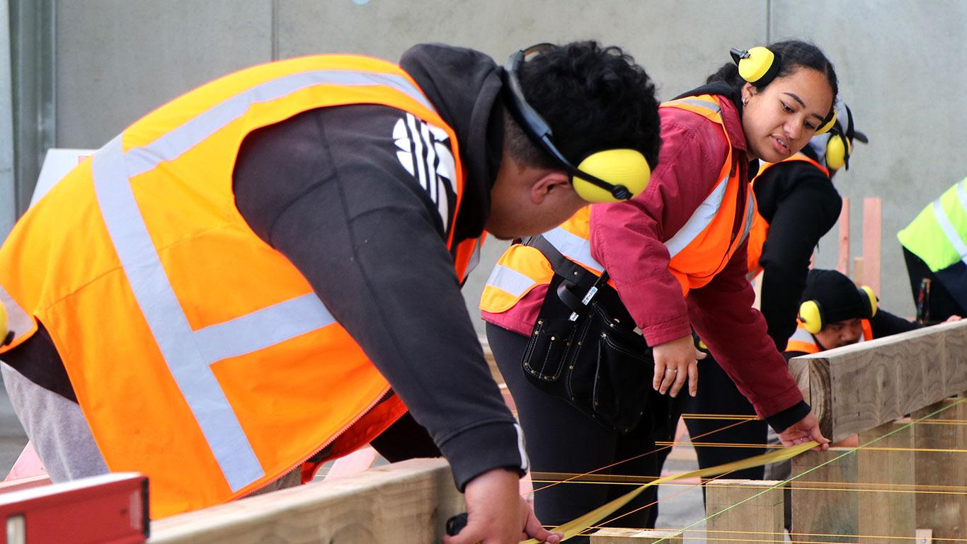 Construction Trade Skills
